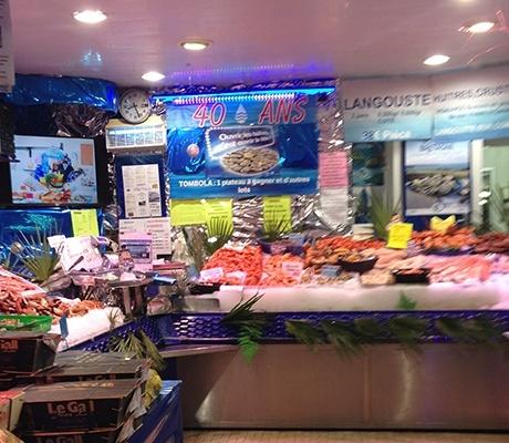 À vendre : poissonnerie Finistère nord