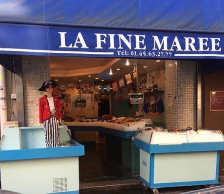 Poissonnerie à vendre à Paris, dans le 8ème arrondissement