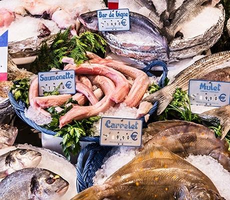 À vendre fonds de commerce poissonnerie-traiteur à Sézanne (51)