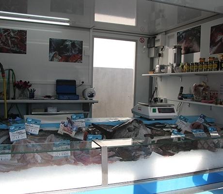 À vendre - cellule poissonnerie à Combrit - (29)