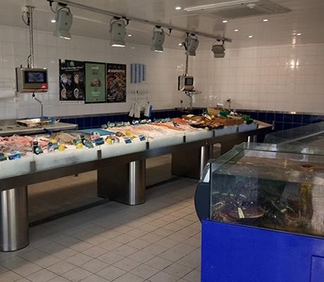 A vendre poissonnerie MONTEILS /CAUSSADE 82300 - TARN ET GARONNE