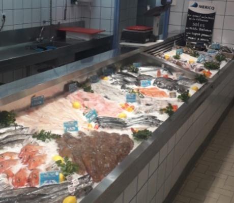 À vendre une très belle affaire de poissonnerie dans la Pyrénées-Orientales à THUIR (66) !