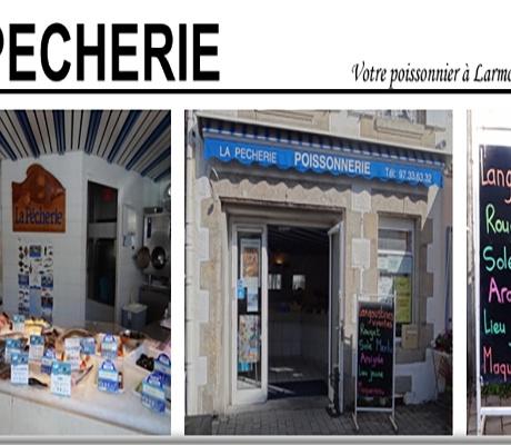 A vendre : droit au bail (actuellement poissonnerie) près de Lorient
