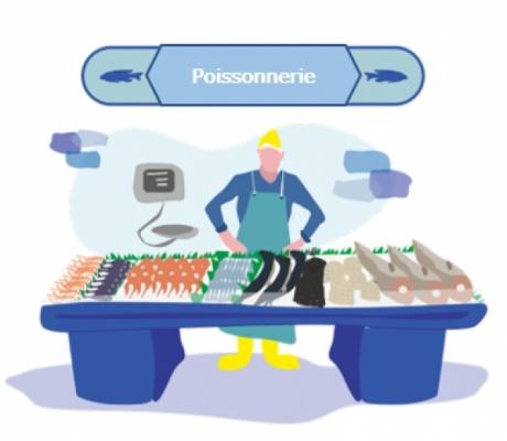 Poissonnerie à vendre dans les Bouches-du-Rhône (13)