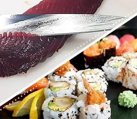 À vendre | fonds de commerce – Restaurant de poissons d'inspiration japonaise (Sushis) localisé en région lyonnaise