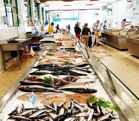 À vendre : poissonnerie à Saint-Malo (35)