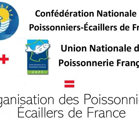 L'UNPF et la Confédération s'unissent pour créer l'OPEF – la seule organisation patronale représentative des Artisans Poissonniers Écaillers.